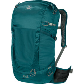 Jack Wolfskin Kingston 30 Pack, dark spruce